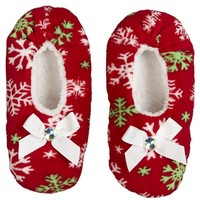 SNOWFLAKE COZY SLIPPERS | GIRLS PAJAMA SETS TOP PICKS | SHOP JUSTICE