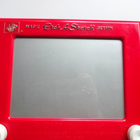 Vintage Ohio Art Etch-A-Sketch Toy 1980s