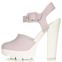 SLICK Cleated Sole Platforms - Topshop