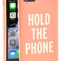 kate spade new york 'hold the phone' iPhone 5 case