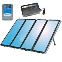 Sunforce, 80-Watt Solar Back-Up Power Kit, 50180 at The Home Depot - Mobile