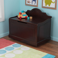 KidKraft Raleigh Toy box Espresso - 14971