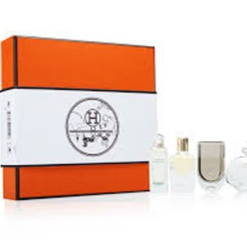 Hermes 4 Pcs. Miniatures Set All Perfume By Hermes For Women