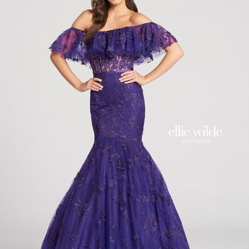 Ellie Wilde EW118110- Purple