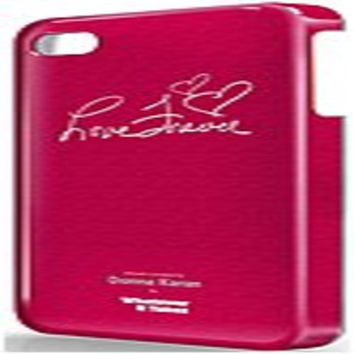 Symtek Whatever It Takes WUS-I4S-TDK01 Donna Karan Designed Protective Apple iPhone 4, 4S Case - Magenta