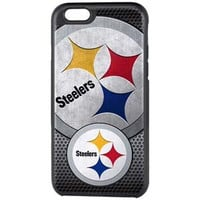 NFL Licensed Rugged Case for Apple iPhone 6 - Pittsburgh Steelers