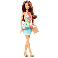 Barbie Fashionistas Doll - African American - Theresa