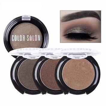 24 Colors Shimmer Eyeshadows Pressed Powder Palette