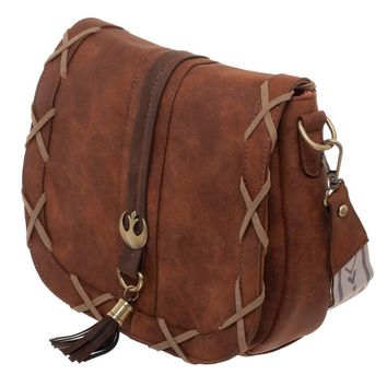 MPWP Star Wars Leia Inspired Endor Saddlebag Purse