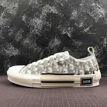 Dior B23 Oblique Low Sneakers