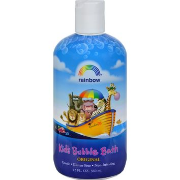 Organic Herbal Bubble Bath For Kids - Original Scent ( 3 - 12 FZ)