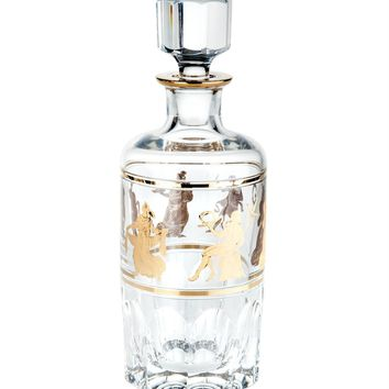 Jubilee Whiskey Decanter