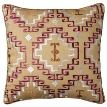 Mudhut™ Kilim Reversible Decorative Pillow