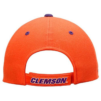 Top of the World NCAA-Triple Conference-Adjustable Hat Cap-ACC Conference-Clemson Tigers