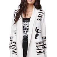 Lira Simplicity Cardigan - Womens Sweater