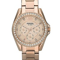 Fossil Rose Watch