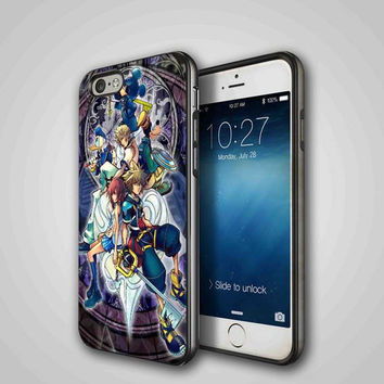 Kingdom Hearts, iPhone 4/4S, 5/5S, 5C Series Hard Plastic Case