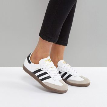 Adidas Originals - Samba - Baskets at asos.com