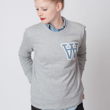 Maya Sweatshirt Grey