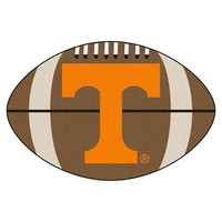 Tennessee Volunteers NCAA Football Floor Mat (22x35)