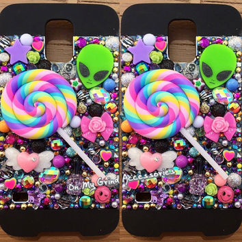 Phone Case -- Galaxy S5 -- Lollipop Kawaii Dream Case