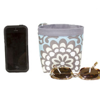 Car Cellphone Caddy ~ Lotus Sky