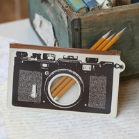 snapshot picture pencil case - $15.99 : ShopRuche.com, Vintage Inspired Clothing, Affordable Clothes, Eco friendly Fashion