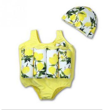 Professional Buoyant Vest Swimming Suits children's swimwear  Buoyancy Swimsuit Collapsible for kids Boys Girls  Swimming Aid