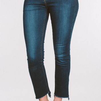 Emily Flare Cropped Jeans