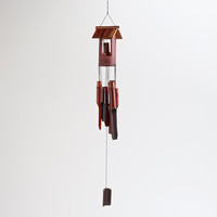 Bamboo Wishing Well Wind Chime - World Market