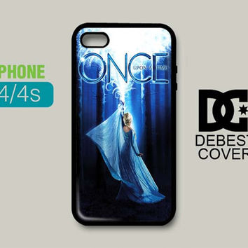 Once Upon A Time Frozen Magic for iPhone Cases | iPhone 4/4s, iPhone 5/5s/5c, iPhone 6/6plus/6s/6s plus