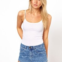 ASOS Cami Top with Thin Straps at asos.com