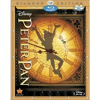 Peter Pan (Diamond Edition) (3 Discs) (Includes Digital Copy) (Blu-ray/DVD) (W)