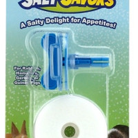 Super Pet Natural Super Salt Savor with Holder for Small Animals