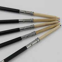 Excellent Quality Pencil Extender Holder Adjustable Dual Head Writing Instruments School Art School Office Supplies 1pcs