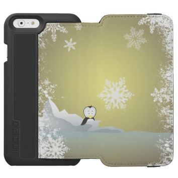 christmas iPhone 6/6s wallet case