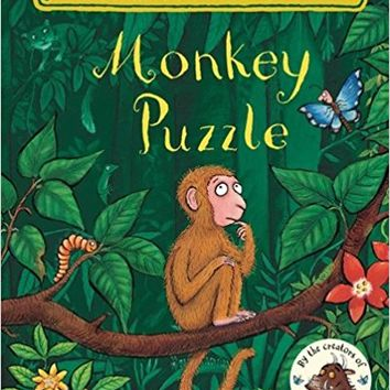 Monkey Puzzle Board book
