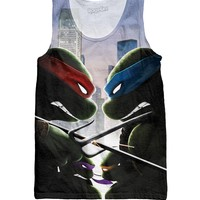 Turtle Power Tank Top