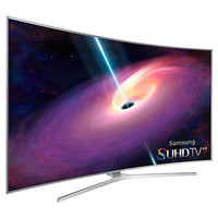 Samsung UN88JS9500FXZA Curved 88-Inch 4K Ultra HD Smart LED TV $$  BUNDLE $$
