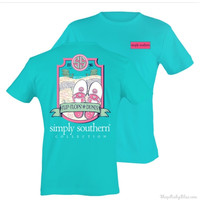 "Simply Southern ""Flipflops and Sandunes"" Tee"
