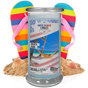 Beach Bum | American Made Candle®