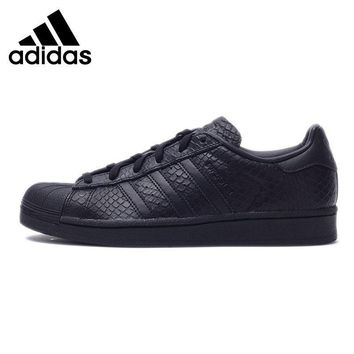 Original Adidas Originals Superstar W Women's Classics Skateboarding Shoes Sneakers