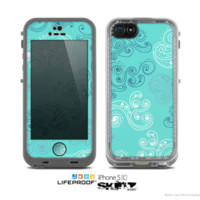 iPhone 5c lifeproof skin