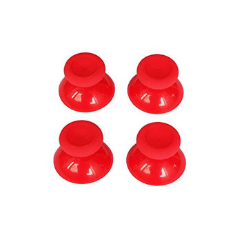 4x Red New Custom Thumbstick Analog Thumb Stick for Xbox One Controller