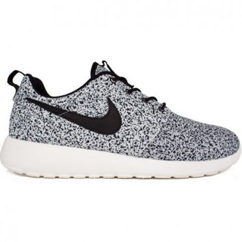 online store d71c0 d5042 Nike Roshe Run - Sail Speckled White   from Pillage