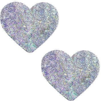 Heart Pasties in Moon Rock