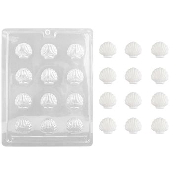 Clam Shell Chocolate Mold