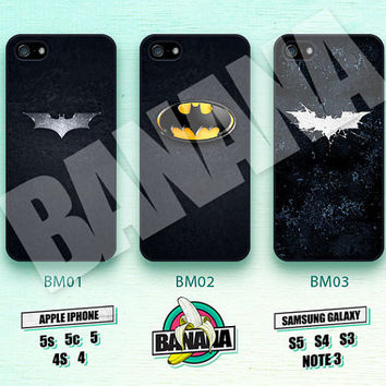 Batman, Dark Knight, Superhero, iPhone 5 case, iPhone 5S case, iPhone 5c case, Phone case, iPhone 4 Case, iPhone 4S Case, Phone Skin, BM01