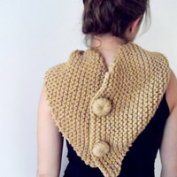 My New design, Neckwarmer, scarf, cowl, infinity...