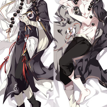 New Jian Wang Game Male Anime Dakimakura Japanese Hugging Body Pillow Cover MGF-510044